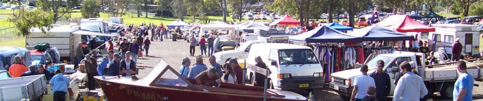 Port Macquarie Swap Meet 2018 @ Port Macquarie Racecourse. Oxley Hwy. Port Macquarie | Port Macquarie | New South Wales | Australia