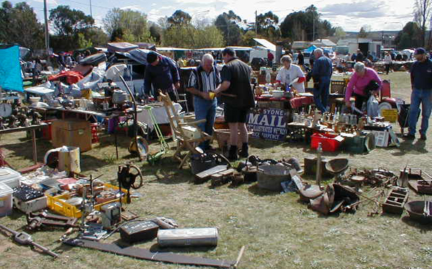 Queanbeyan Swap Meet 2018 @ Queanbeyan Showgrounds | Queanbeyan | New South Wales | Australia