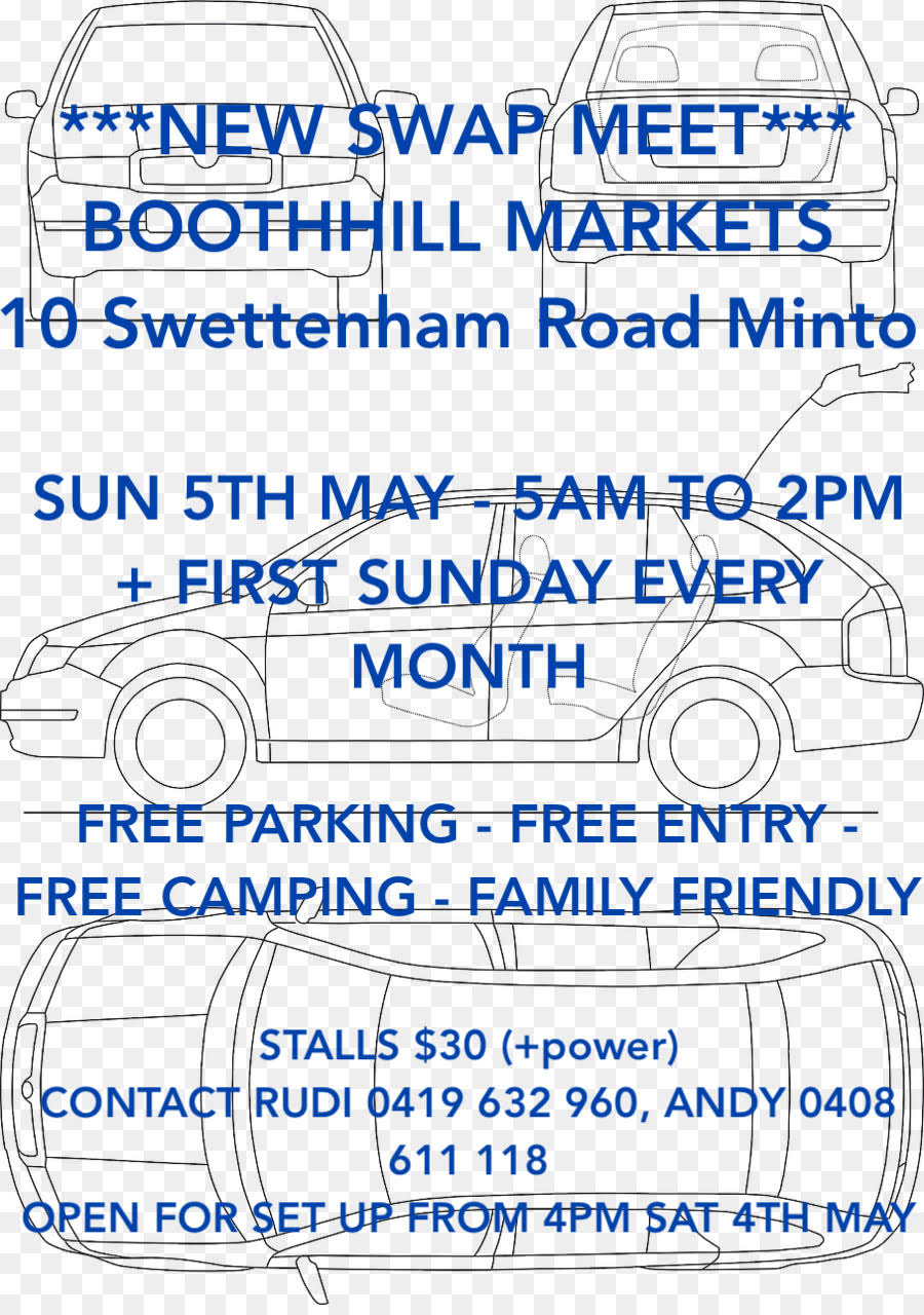 Boothill Swap Meet @ 10 Swettenham Road Minto | Minto | New South Wales | Australia