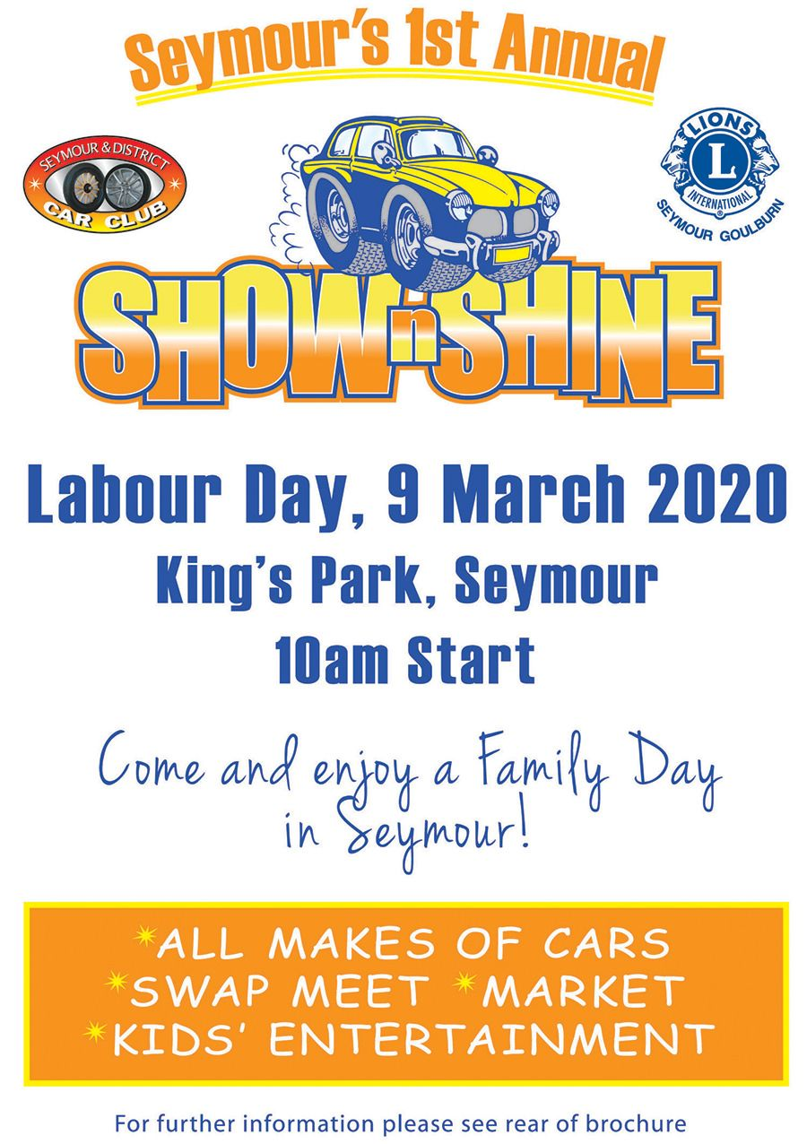 Seymour - Kings Park Swapmeet 2020 @ Kingspark Seymore | Seymour | Victoria | Australia